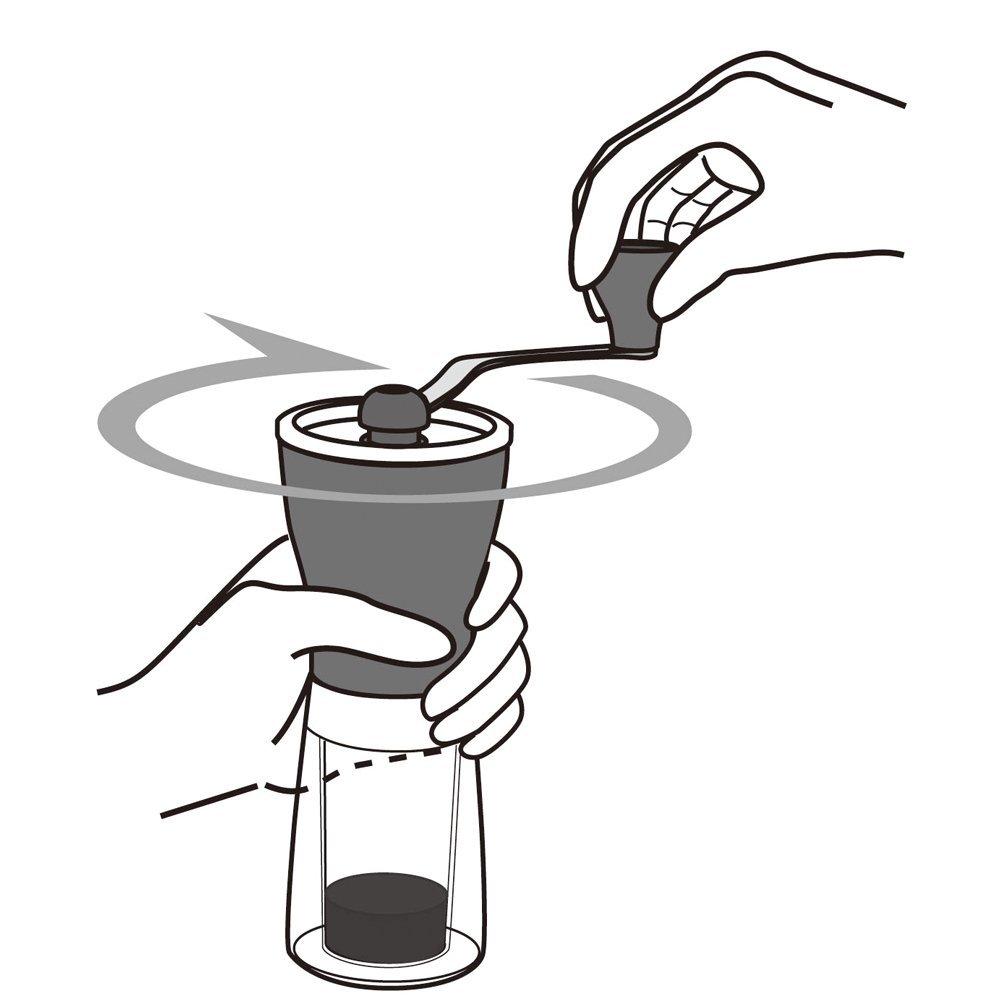 hario manual coffee grinder review